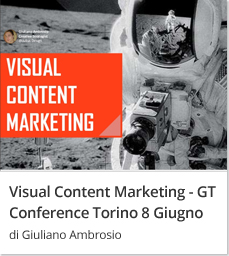 Visual Content Marketing - GT