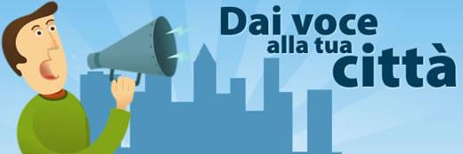 Blogolandia: Dai voce alla tua città!