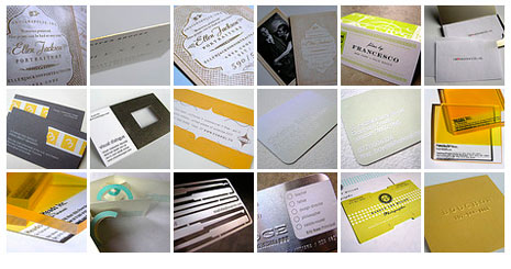 715 Business Cards Ispiration