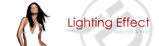 Creare un effetto lighting in Flash: Julius tips & trick
