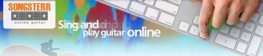 Imparare a suonare la chitarra online con Songsterr