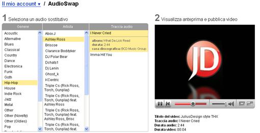 AudioSwap