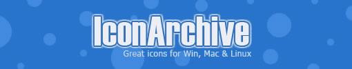 IconArchive: Oltre 17.000 icone da scaricare gratis