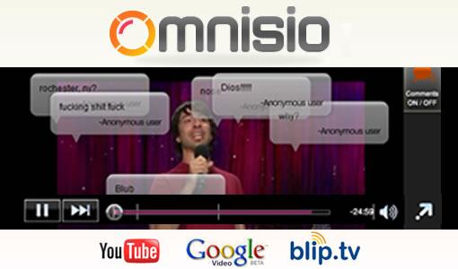 Omnisio: annota e condividi video con omnisio