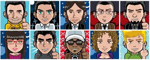 Creare avatar stile manga con FaceYourManga