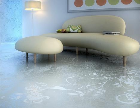interior design flower inspiration juliusdesign. Black Bedroom Furniture Sets. Home Design Ideas