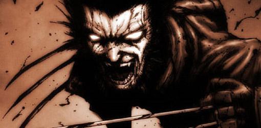 Dark Wolverine Wallpaper