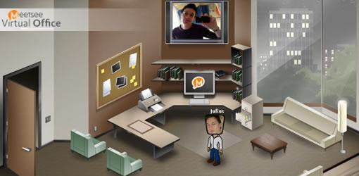 Meetsee crea il tuo ufficio virtuale juliusdesign for Ufficio virtuale