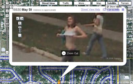 street maps google
