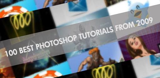 100 meravigliosi tutorial di foto di Photoshop