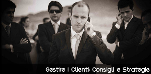 Gestire i Clienti