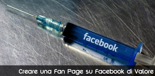 Favorito Creare una Fan Page Facebook di Valore – JuliusDesign DO45
