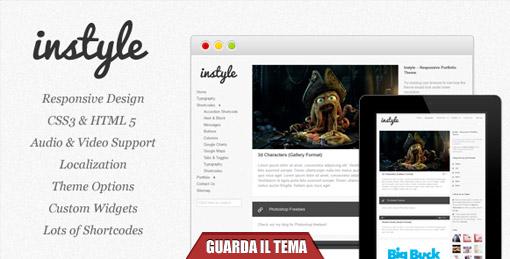 25+ Temi WordPress Premium Responsive Design – JuliusDesign