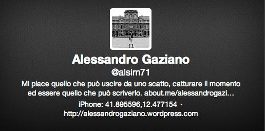 Alessandro Gaziano