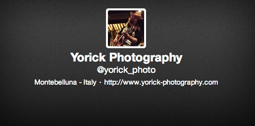 Yorick Photography