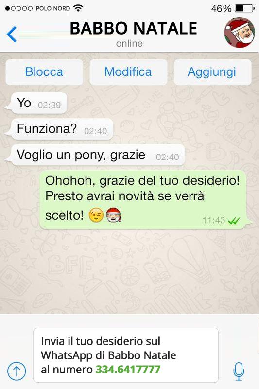Top Auguri di Buone Feste con Babbo Natale su WhatsApp – JuliusDesign XI63