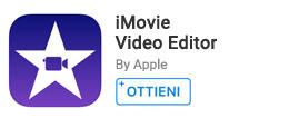 Per creare e montare video.