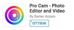 App per creare video e ritoccare foto.