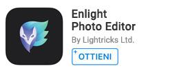 App per ritoccare e modificare immagini.