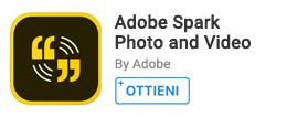 Per creare social post video e foto.