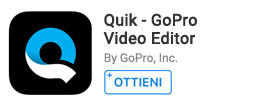 Per il montaggio di video clip, tagli e musica.